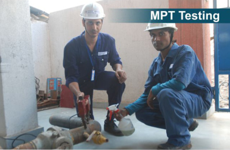 On Site Inspection Service, Third Party Inspection, NDT